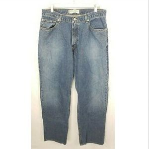 Levi's 559 Jeans 36x32 Relaxed Straight Cotton
